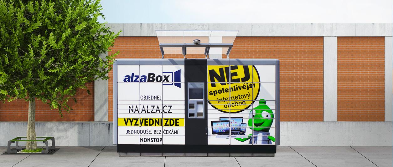 Jak fungují AlzaBoxy?